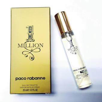 Harga Miniature perfume – PACO RABANNE - 1 MILLION - 20ml