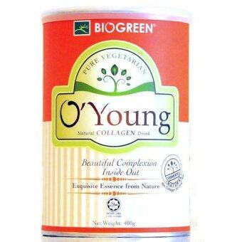 Harga Biogreen O'Young Natural Collagen Drink 400g