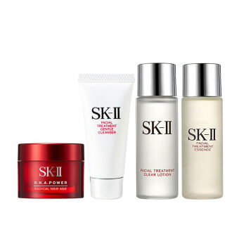 Harga SK-II R.N.A. Power Anti-Aging Trial Set 1 (4 items)
