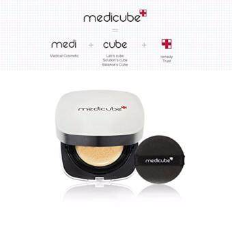 Harga Medicube Red Cushion Foundation 15g (#21 Light Beige)