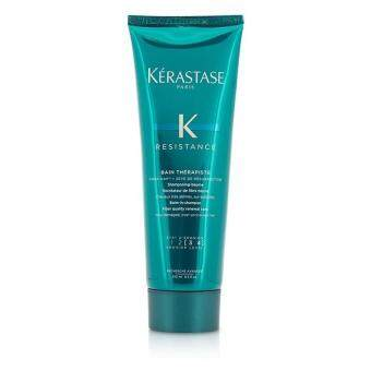Harga Kerastase Resistance Bain Therapiste Balm-In-Shampoo Fiber Quality Renewal Care - For Very Damaged, Over-Processed Hair (New Packaging) 250ml/8.5oz
