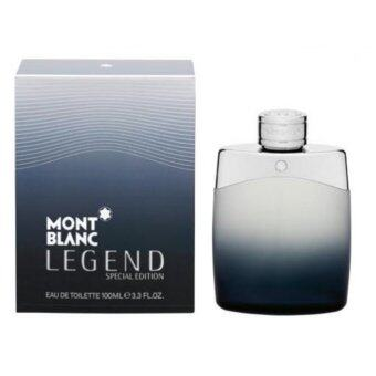 Harga Mont Blanc Legend Special Edition EDT for mens 100ml