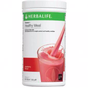Harga HERBALIFE FORMULA 1 - STRAWBERRY FLAVOR