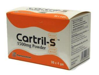 Harga Cartril-S 1500mg 30's