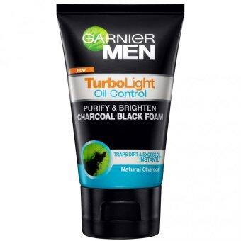 Harga GARNIER MEN TLOC CHARCOAL FOAM 50ML