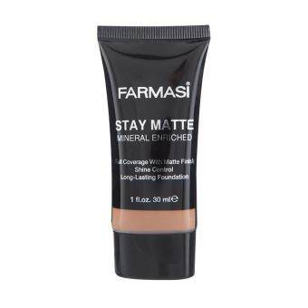 Harga FCC Stay Matte Foundation 06
