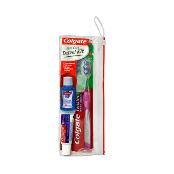 Harga Colgate Travel Kit