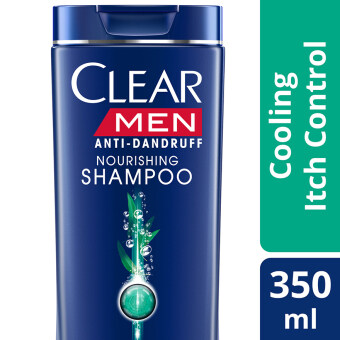 Harga CLEAR MEN Clear Men Shampoo Cooling Itch Control 350ML
