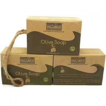 Harga Minsyam Olive Soap - 3 pieces