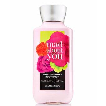 Harga Bath And Body Works Mad About You Body Lotion