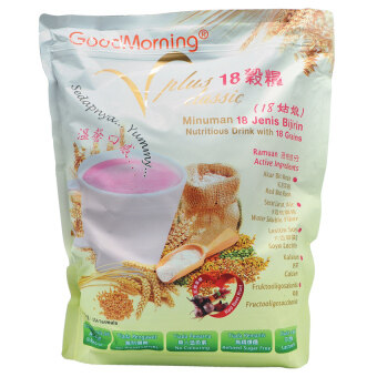 Harga Good Morning VPlus 18 Grains Classic Complete Nutrition18 3kg