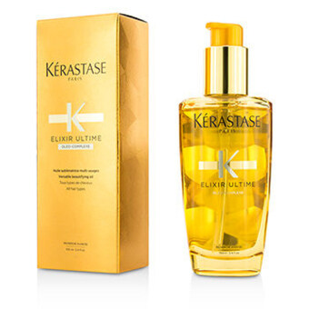 Harga Kerastase Elixir Ultime Oleo-Complexe Versatile Beautifying Oil (100ml)