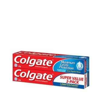 Harga COLGATE Red Great Regular Flavor Twin Pack 2X250G