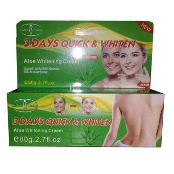 Harga Aloe Whitening Cream (3DaysQuick & Whiten)