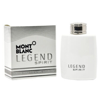 Harga MONT BLANC Legend Spirit EDT For Him 4.5ml [ Perfume Miniature ]