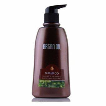 Harga MOROCCO ARGAN OIL SHAMPOO 350ML