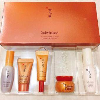 Harga Sulwhasoo Anti-Aging Care Kit (5 items)