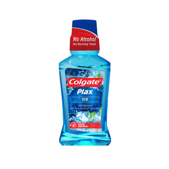 Harga COLGATE Plax Mouthwash Ice 250ML