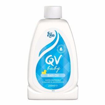 Harga QV BABY BATH OIL 250ML