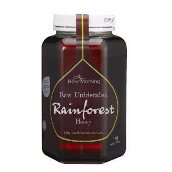 Harga New Morning Raw Unblended Rainforest Honey (1kg)