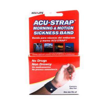 Harga Acu-Life Acu-Strap Morning & Motion Sickness Band (1 pair)