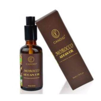 Harga Candid Morocco Argan Oil 50ml Buy 5