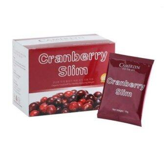 Harga Camerlyn Cranberry Morning Slim 4 Boxes With Shaker
