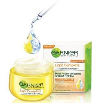Harga Garnier Light Complete Day Cream SPF20 50ml