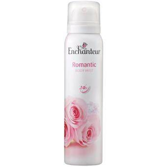 Harga Enchanteur Body Mist - Romantic (75ml)