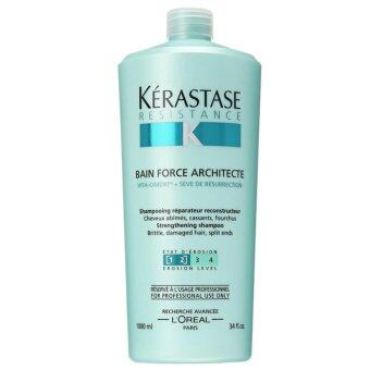 Harga Kerastase Resistance Bain Force Architecte Shampoo Level 1,2 1000ml