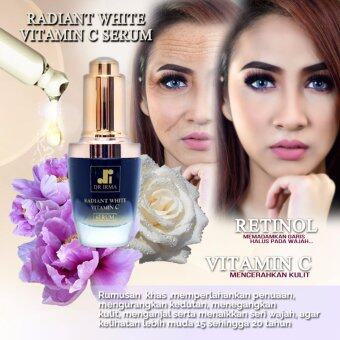Harga Dr Irma RADIANT WHITE VITAMIN C SERUM (15ml)