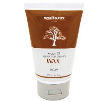 Harga Wellsen Argan Oil Inspiration Styling Wax 100ml