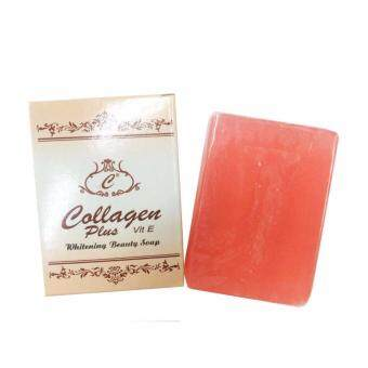 Harga Collagen Plus Vit E Whitening Beauty Soap