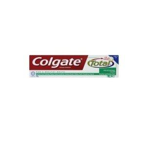 Harga Colgate Total Professional Clean Anticavity Toothpaste 150g