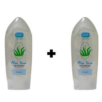 Harga De Bella Aloe Vera Jelly 220GM - 2 units