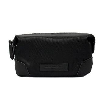 Harga Burberry Beauty Pouch (Black)