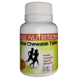 Harga Wise Nutrition NEM (Natural Eggshell Membrane) - Joint Health Supplement 5X More Efficient than Glucosamine/Chondroitin in Joint Pain