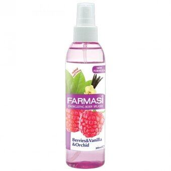 Harga FCC BODY SPLASH BERRIES