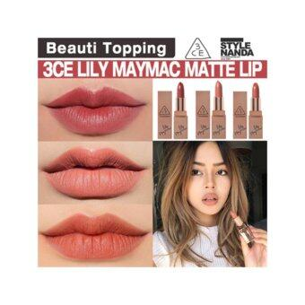 Harga 3CE Mood Recipe Matte Lip Color #114 Rows (3.5g)