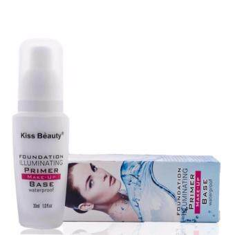 Harga Kiss beauty Foundation Illuminating Primer