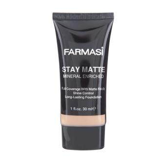 Harga FCC Stay Matte Foundation 05