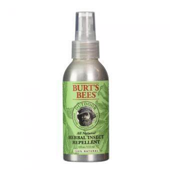 Harga Burt's Bees All-Natural Herbal Insect Repellent 115ml