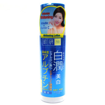 Harga HADA LABO ARBUTIN WHITENING LOTION 170ML