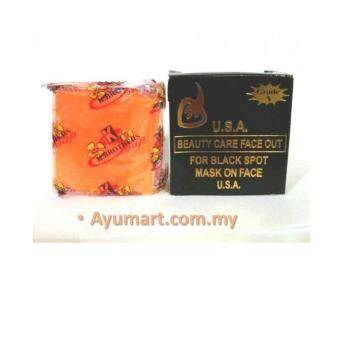 Harga K Brothers Black Soap Beauty Care Face Out (6pcs)