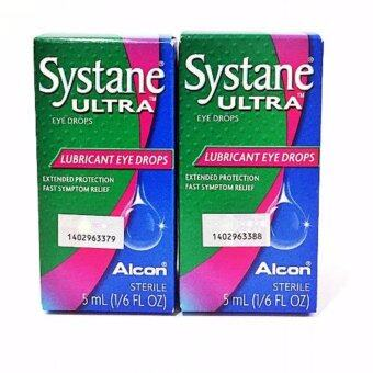 Harga ALCON SYSTANE ULTRA EYE DROPS 5ML (2BTL)