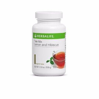Harga Herbalife Lemon & Hibiscus Tea 100g (Tea Colour)
