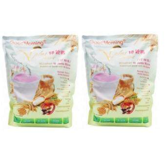 Harga Good Morning VPlus Classic 18 Grains 3kg x2