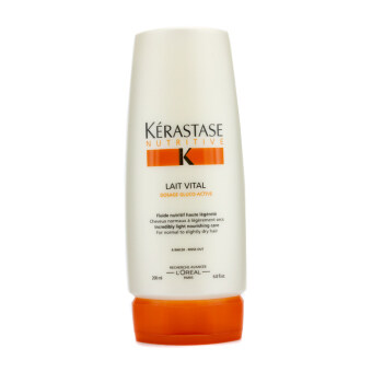 Harga Kerastase Nutritive Lait Vital Incredibly Light Nourishing Care (For Normal to Slightly Dry Hair) 200ml/6.8oz