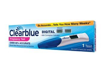 Harga Clearblue Digital Pregnancy Test