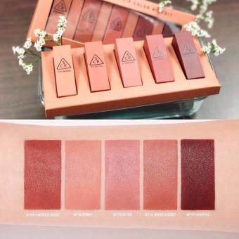 Harga 3CE Stylenanda Mood Recipe Lip Color Mini Kit